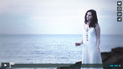 Music clip for Ayla's single: WAITING - Content
