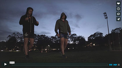 Australian Rugby Union - TVC